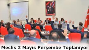 Tekirdağ Süleymanpaşa Belediye Meclisi 2 Mayıs Günü Meclis Toplantısını Yapacak