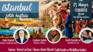 Fetih Ruhu Kapaklı'da! Fatih Sultan Mehmet Han ve İstanbul Kapaklı'da Anılacak