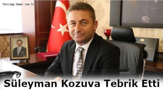 Kozuva Türkiye'nin İlk 500 Büyük Sanayi Kuruluşu Listesinde Yer Alan Firmaları Kutladı