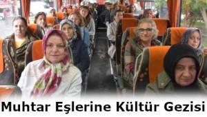 Süleymanpaşa Belediye Başkanlığı Muhtar Eşlerini Edirne Gezisine Götürdü