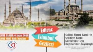 Tekirdağ Çerkezköy Ramazan Gezileri Kayıtları 6 Mayıs 2019 Pazartesi Günü Başlıyor!