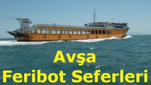 Avşa Feribot Seferleri 2019 (MarmaraRoRo)