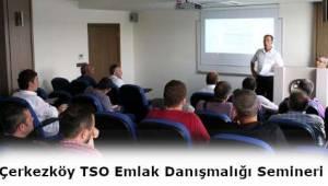 Çerkezköy TSO Ruhsat Almak İçin Yetki Belgesi Şart Dedi