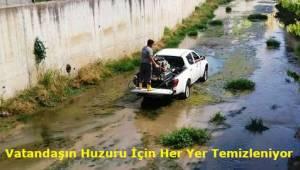 Örnek Belediye Süleymanpaşa Larva Mücadelesine Ara Vermeden Devam Ediyor