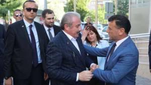 TBMM Başkanı Mustafa Şentop'tan Tekirdağ Kapaklı Belediyesine Anlamlı Ziyaret