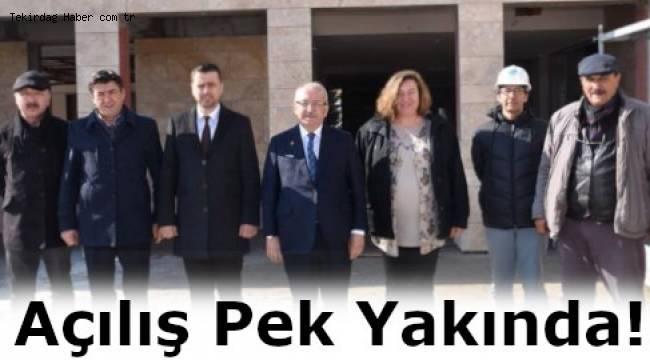 Tekirdağ Şarköy Cemevi 28 Haziran'da Açılacak!