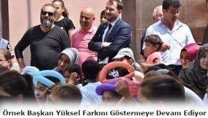 Tekirdağ Süleymanpaşa'da Çocuklar Karne Şenliklerinde Eğlenecek