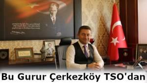 Türkiye'nin En İyi Firmaları Çerkezköy ÇTSO'da! İlk Binde 35 Firma Yer Aldı!
