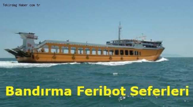 Bandırma Feribot Seferleri 2019 | Marmara RoRo