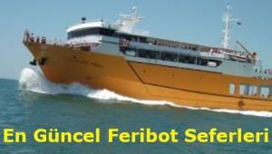 Güncel Tekirdağ Çanakkale Balıkesir Feribot Seferleri 2019 Açıklamaları