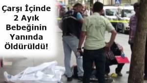 Tekirdağ Çorlu'da Güpegündüz Çarşıda Cinayet! 1 Kişi Ölürken 2 Kişi Yaralı!