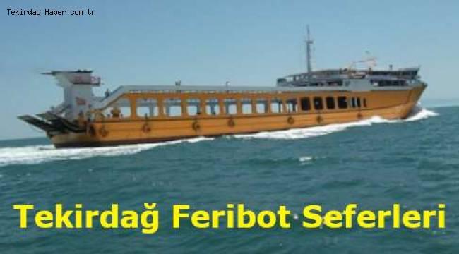 Tekirdağ Feribot Seferleri 2019 | Marmara RoRo