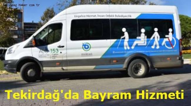 Büyükşehir Belediyesinden Kurban Bayramı Hizmeti! Engeller Kaldırılıyor