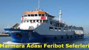 Marmara Adası Feribot Seferleri