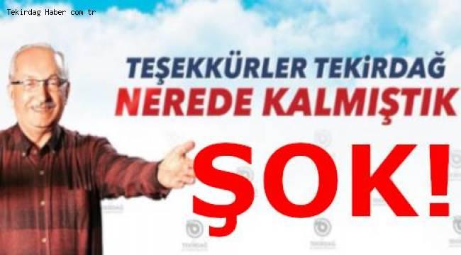 Tekirdağ Büyükşehir Belediye Başkanı Kadir Albayrak'a Büyük İddia! Albayrak 7 Şirkette Görev Aldı