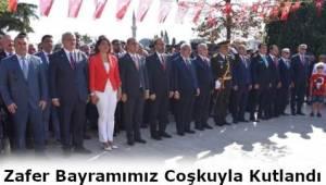 30 Ağustos Zafer Bayramı Tekirdağ'da Büyük Bir Coşkuyla Kutlandı