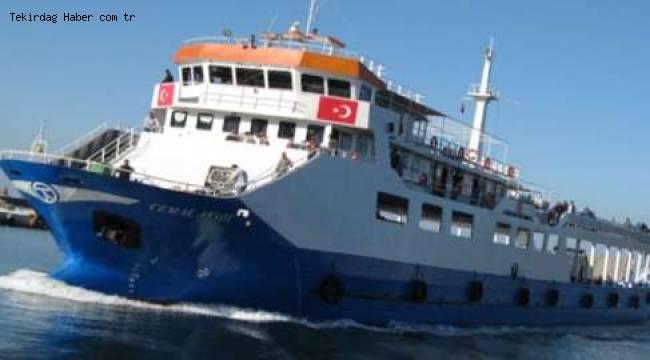 Marmara Tekirdağ Feribot Fiyatları 2019 Yılı Tekirdağ Gündemi