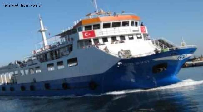 Tekirdağ Gemi Feribot Seferleri Erdek, Çınarlı, Marmara Adası, Avşa Adası, Barbaros, Saraylar, Bandırma Güzergahları