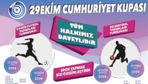 Bağımlılıkla Mücadele Kapsamında Cumhuriyet Kupası Turnuvası