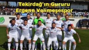 Ergene Velimeşespor Kardemir Karabükspor Karşılaşacak