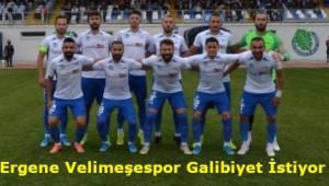 Ergene Velimeşespor Kırşehir Belediyespor'u Ağırlayacak