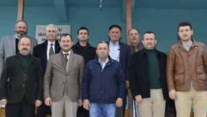 Tekirdağ Süleymanpaşa Belediye Başkanı Cüneyt Yüksel Vatandaşla Yanyana