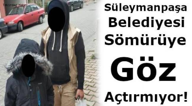 Süleymanpaşa Belediyesi Zabıta Müdürlüğü Sıkı Teftişte