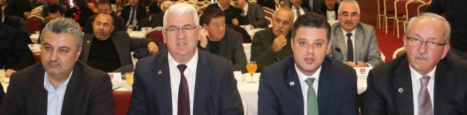 Tekirdağ BŞB Ocak Ayı Olağan Meclis Toplantısı Ergene İlçesinde Gerçekleşti