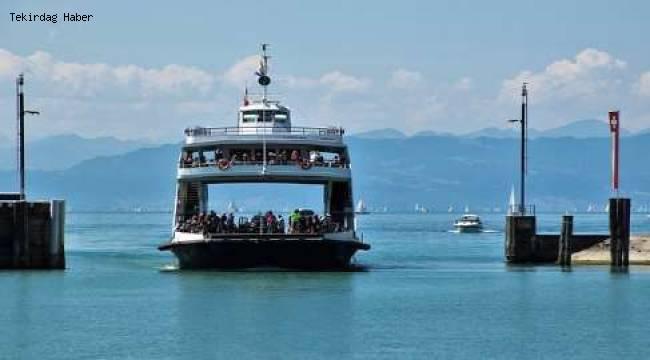 Tekirdağ Deniz Otobüsleri Online Bilet Satış Haberi