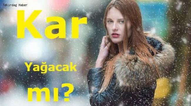 Hava Durumu Tekirdağ Süleymanpaşa Tekirdağ