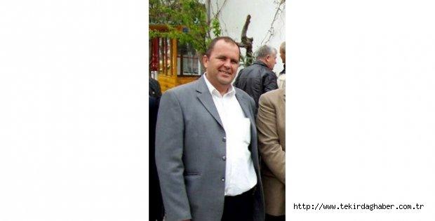 CHP Hayrabolu İlçe Başkanı Kızılarslan Vefat Etti