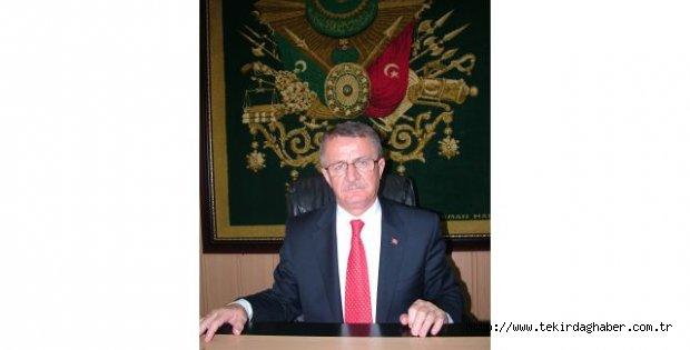 MHP Tekirdağ Milletvekili Belen'den, Altayoğlu'na Ziyaret