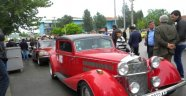 Asırlık Otomobiller Türkiye Turuna Çıktı