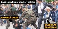Başbakan Danışmanı, Soma'da Madenci Yakınını Tekmeledi