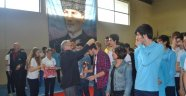 Çerkezköy'de Ertelenen Yarışmaların Şampiyonlarının Ödülleri Verildi