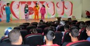 Çocuk Hastalara Tiyatro Oyunu