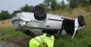 Çorlu'da Kaza: 5 Yaralı