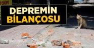 Depremin Bilançosu: Tekirdağ'da 1 Kişi Öldü