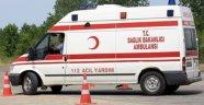 Ergene'de Trafik Kazası: 1 Yaralı