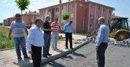 Hayrabolu Belediye Başkanı Altayoğlu, Alt Yapı Çalışmalarını İnceledi