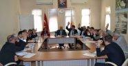 Hayrabolu'da Çiftçi Malları Koruma Başkanı ve Murakabe Heyeti Seçimi Yapıldı