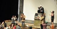 'Keşanlı Ali Destanı' Tiyatrosu Oynandı