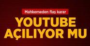 Youtube Hakkında Karar Verildi