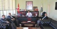 Malkara Belediye Başkanı Yurdakul'a Ziyaret