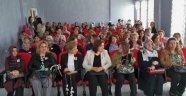 Malkara'da Kadınlara Yönelik Aile'de Sevgi, Saygı ve Samimiyet Semineri Düzenlendi