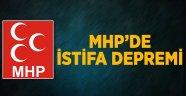 MHP İlçe Yönetimi İstifa Etti