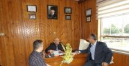 Muratlı Kaymakamı Hersanlıoğlu'ndan Stk'lara Ziyaret