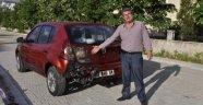 Muratlı'da Araç Kundaklama İddiası