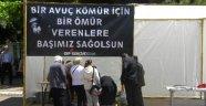 Soma'da Hayatını Kaybedenler İçin Lokma Dağıtıldı