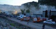 Soma'da maden ocağında ikinci yangın